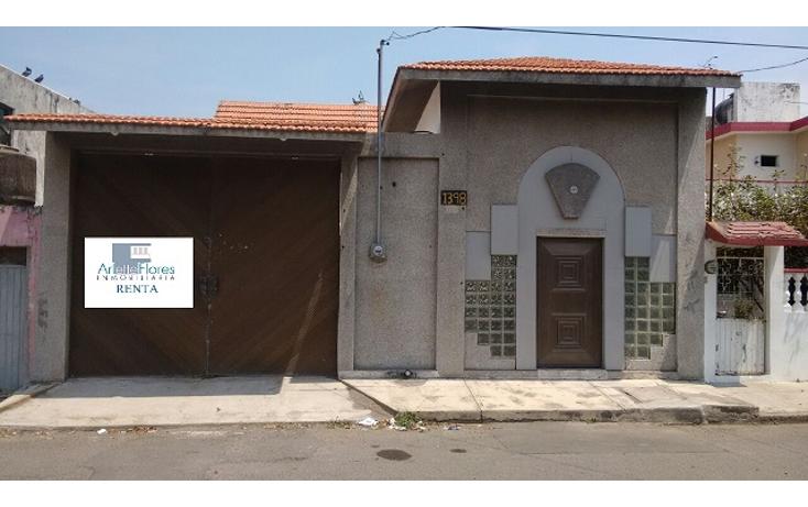 Foto de oficina en renta en  , unidad veracruzana, veracruz, veracruz de ignacio de la llave, 1732110 No. 01
