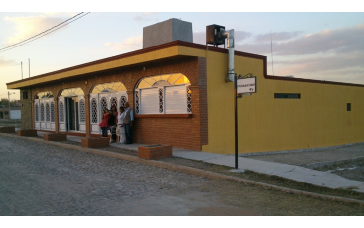 Foto de casa en venta en  , union de san antonio centro, uni?n de san antonio, jalisco, 1009163 No. 01