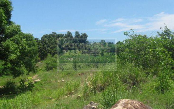 Foto de terreno habitacional en venta en union en cuale, garza blanca, puerto vallarta, jalisco, 740819 no 01