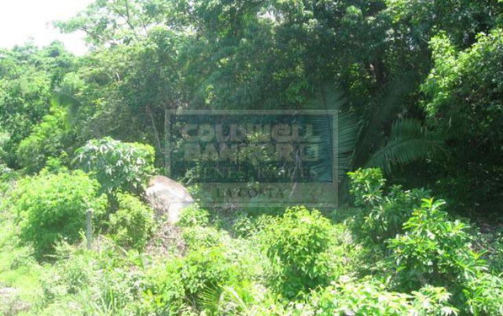 Foto de terreno habitacional en venta en union en cuale, garza blanca, puerto vallarta, jalisco, 740819 no 02
