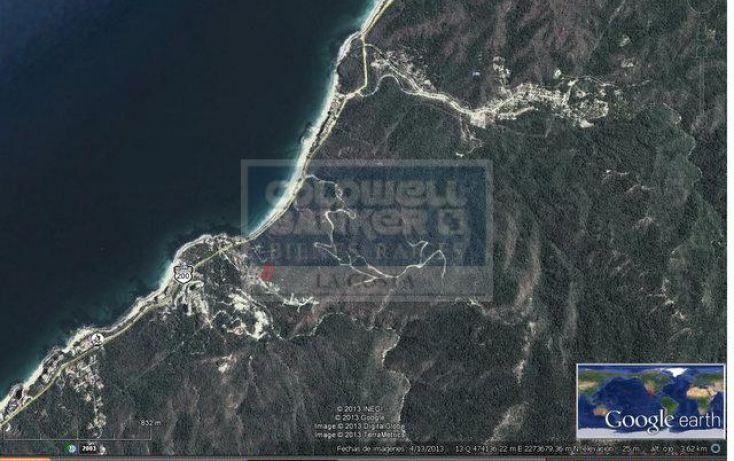 Foto de terreno habitacional en venta en union en cuale, garza blanca, puerto vallarta, jalisco, 740819 no 07