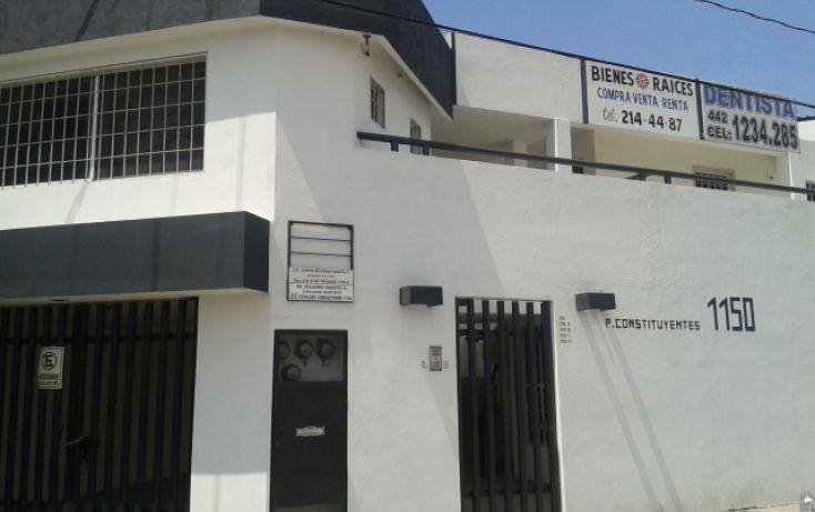 Foto de edificio en venta en, unión magisterial, querétaro, querétaro, 1289259 no 01