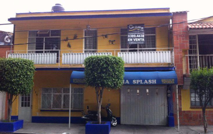 Foto de casa en venta en union postal 125, postal, benito juárez, df, 1860786 no 01
