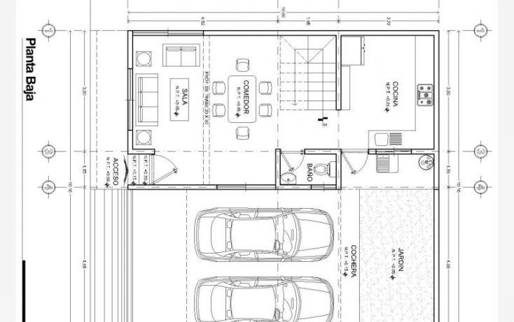 Foto de casa en venta en universal, 8 de marzo, boca del río, veracruz, 1840066 no 03