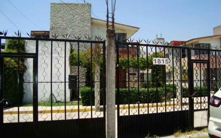 Foto de casa en venta en  , universidad de las américas, san andrés cholula, puebla, 1808020 No. 01