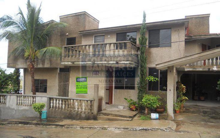 Foto de casa en venta en universidad de oaxaca 703, universidad poniente, tampico, tamaulipas, 423103 no 01