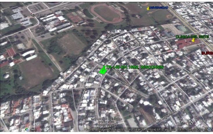 Foto de terreno comercial en renta en  , universidad sur, tampico, tamaulipas, 1046999 No. 01