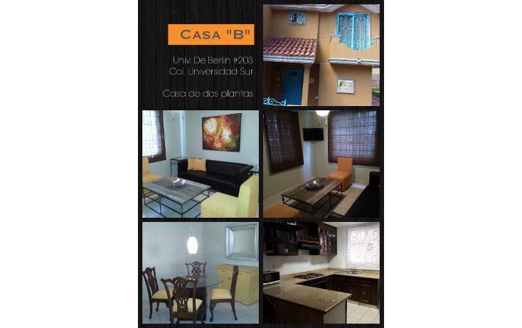 Foto de casa en renta en  , universidad sur, tampico, tamaulipas, 1135289 No. 01