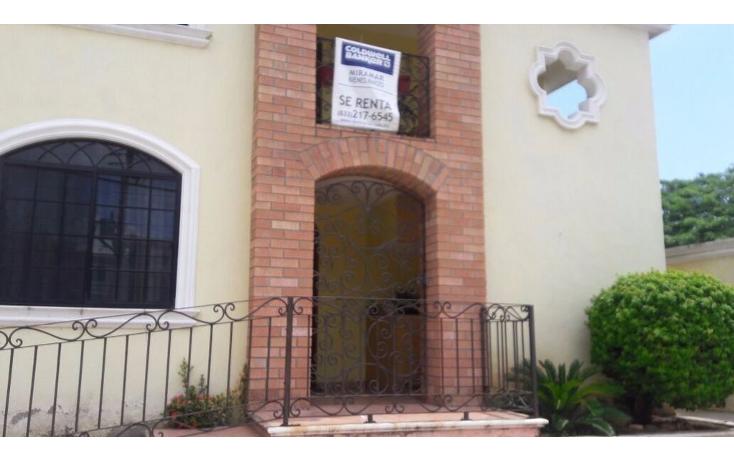 Foto de departamento en renta en  , universidad sur, tampico, tamaulipas, 1140913 No. 01