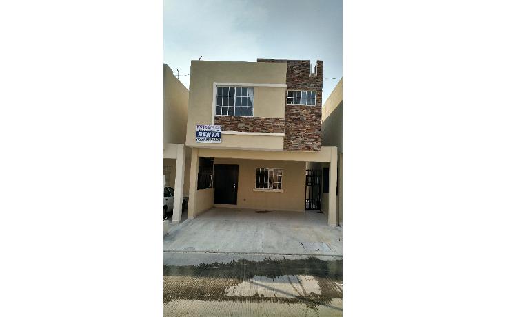 Foto de casa en renta en  , universidad sur, tampico, tamaulipas, 1239499 No. 01
