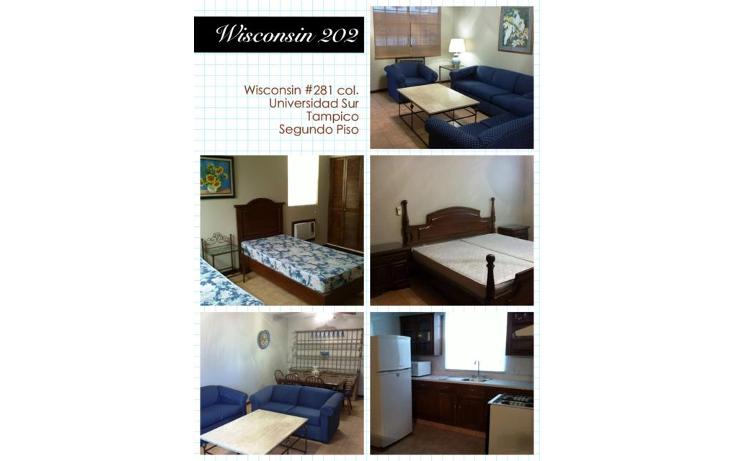 Foto de departamento en renta en  , universidad sur, tampico, tamaulipas, 1680996 No. 06