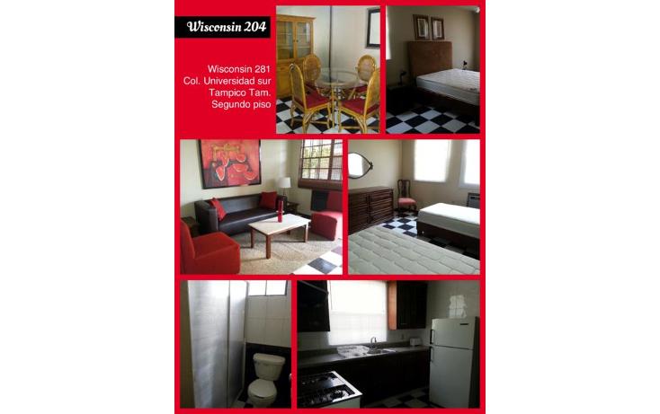 Foto de departamento en renta en  , universidad sur, tampico, tamaulipas, 1680996 No. 08