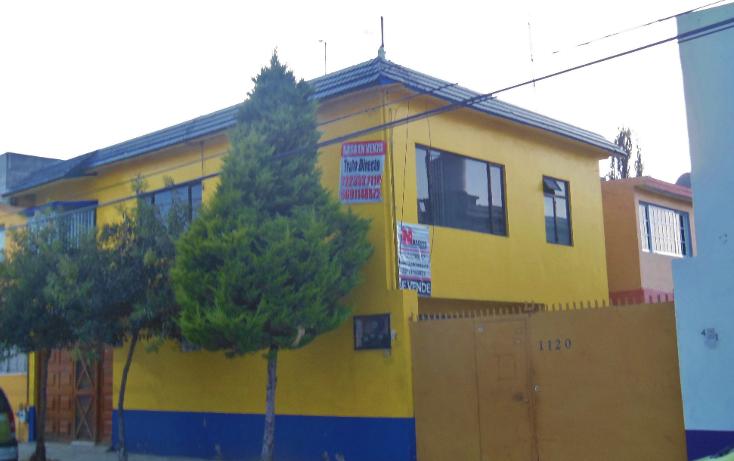 Foto de casa en venta en  , universidad, toluca, méxico, 1109713 No. 01
