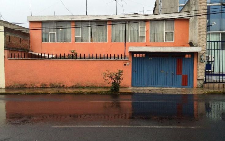 Foto de casa en venta en  , universidad, toluca, méxico, 943599 No. 01
