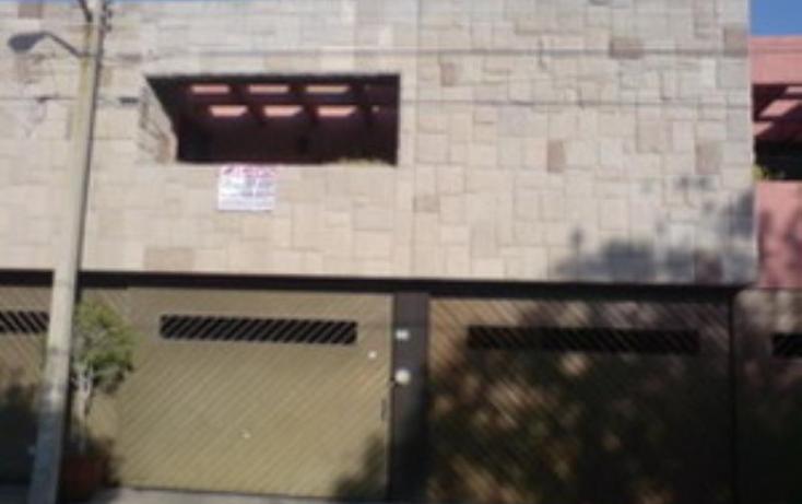 Foto de casa en venta en  , universitaria, san luis potosí, san luis potosí, 1595880 No. 01