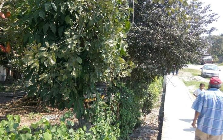 Foto de terreno habitacional en venta en  , universitaria, tuxpan, veracruz de ignacio de la llave, 1711522 No. 01