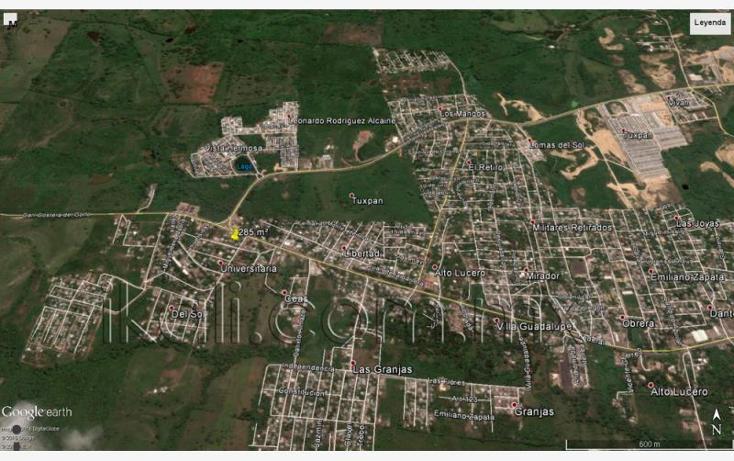 Foto de terreno habitacional en venta en  , universitaria, tuxpan, veracruz de ignacio de la llave, 1711522 No. 08