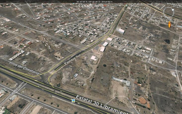 Foto de terreno comercial en venta en  , universo 200, querétaro, querétaro, 939673 No. 01