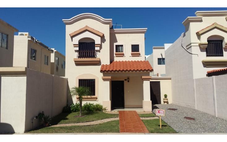 Foto de casa en venta en  , urbi alameda los fresnos, hermosillo, sonora, 1446645 No. 01