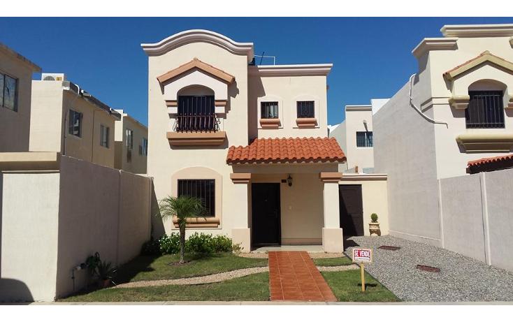 Foto de casa en venta en  , urbi alameda los fresnos, hermosillo, sonora, 1465837 No. 01