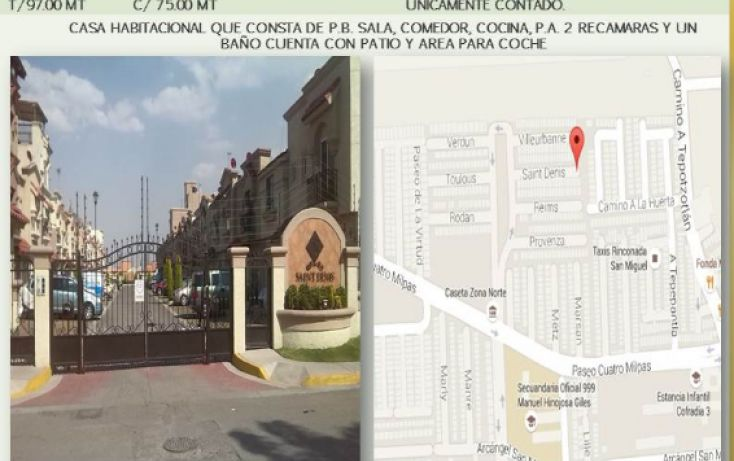 Foto de casa en venta en, urbi quinta montecarlo, cuautitlán izcalli, estado de méxico, 1979142 no 01