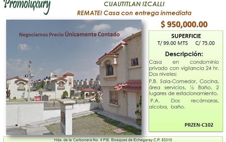 Foto de casa en venta en  , urbi quinta montecarlo, cuautitlán izcalli, méxico, 1074411 No. 15