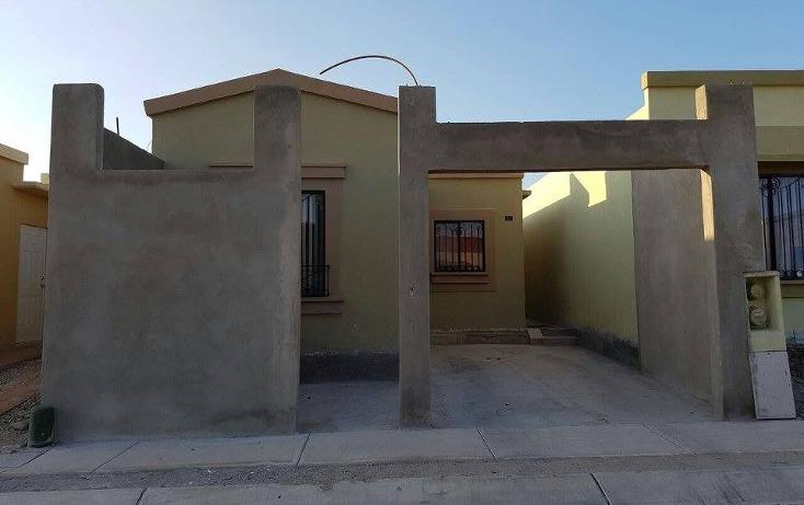 Foto de casa en venta en  , urbi villa del cedro, hermosillo, sonora, 1271771 No. 01
