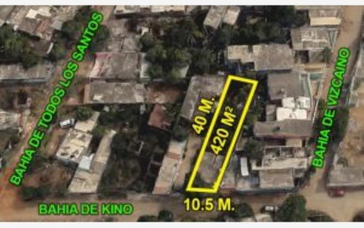 Foto de terreno habitacional en venta en bahia kino , urias, mazatlán, sinaloa, 2699615 No. 01