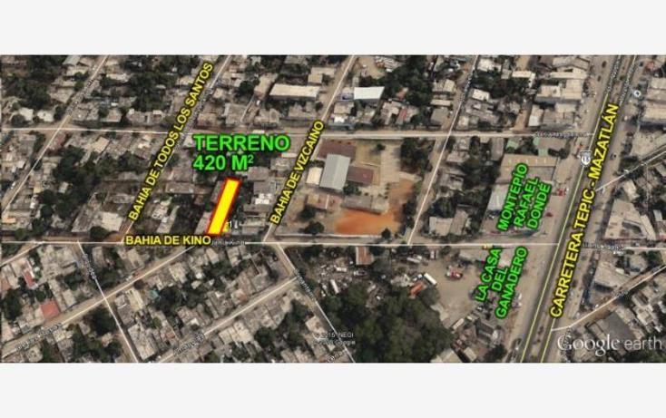 Foto de terreno habitacional en venta en bahia kino , urias, mazatlán, sinaloa, 2699615 No. 02