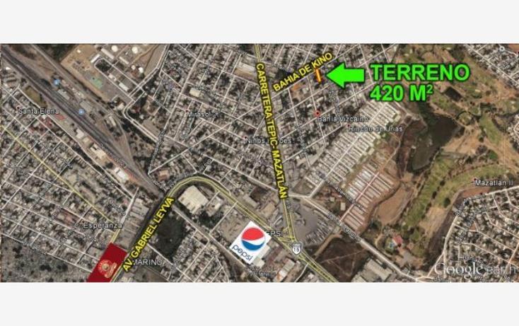 Foto de terreno habitacional en venta en bahia kino , urias, mazatlán, sinaloa, 2699615 No. 03