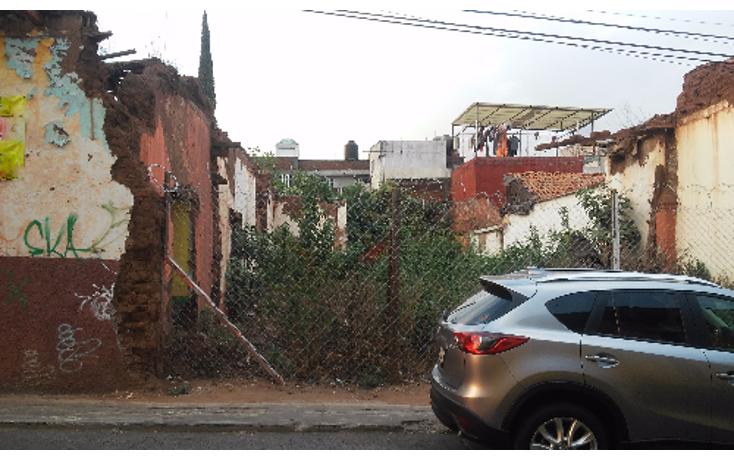 Foto de terreno habitacional en venta en  , uruapan centro, uruapan, michoacán de ocampo, 1904936 No. 04