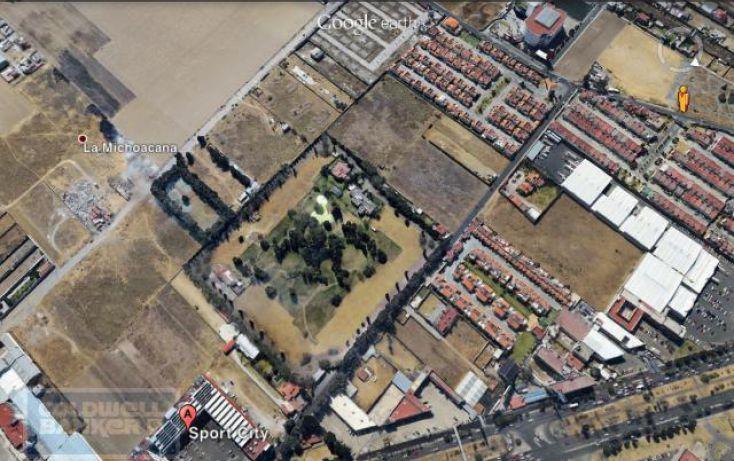 Foto de terreno habitacional en venta en uruapan, la michoacana, metepec, estado de méxico, 1868798 no 04