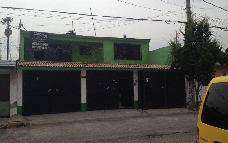 Foto de casa en venta en uva mza 375 lt 6, arboledas de aragón, ecatepec de morelos, estado de méxico, 1718884 no 01