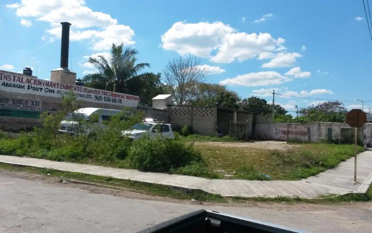 Foto de terreno comercial en venta en, valladolid centro, valladolid, yucatán, 1289413 no 01