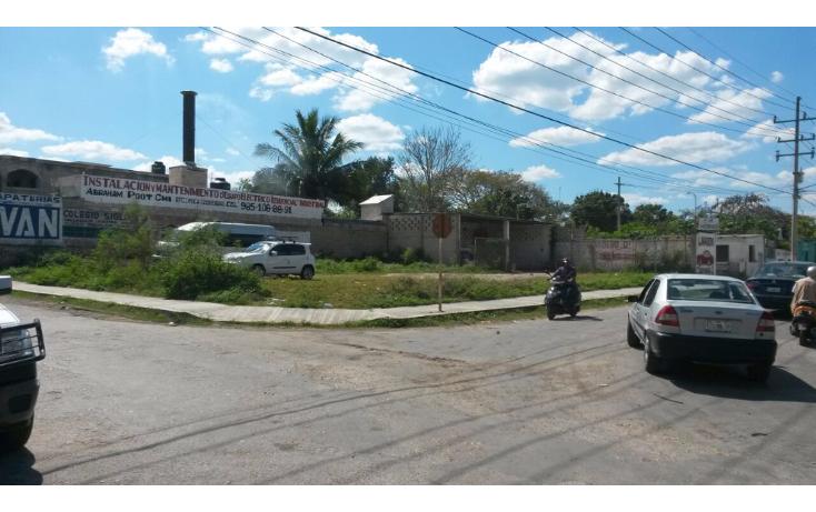 Foto de terreno comercial en venta en  , valladolid centro, valladolid, yucatán, 1289413 No. 02