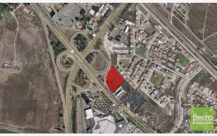 Foto de terreno habitacional en venta en vallarta 6500, puertas del tule, zapopan, jalisco, 1331195 no 02