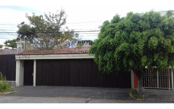 Foto de casa en venta en  , vallarta universidad, zapopan, jalisco, 1827069 No. 01