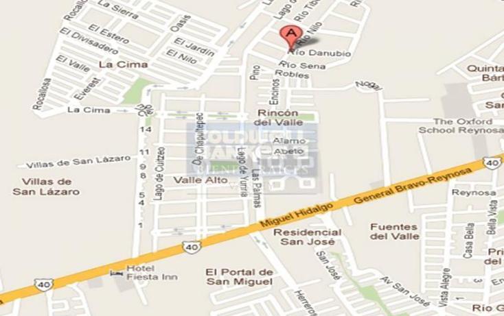 Foto de terreno habitacional en venta en  , valle alto ampliaci?n primera secci?n, reynosa, tamaulipas, 1837188 No. 06