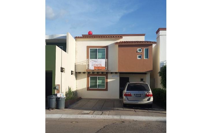 Foto de casa en venta en  , valle alto, culiacán, sinaloa, 1066819 No. 01