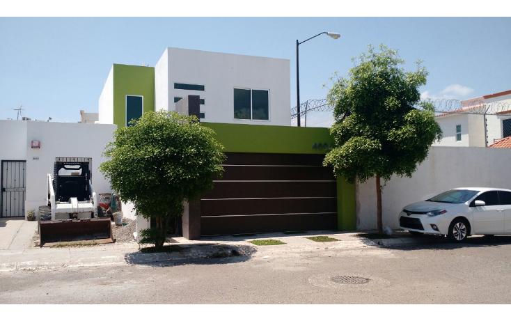 Foto de casa en venta en  , valle alto, culiacán, sinaloa, 1563166 No. 02