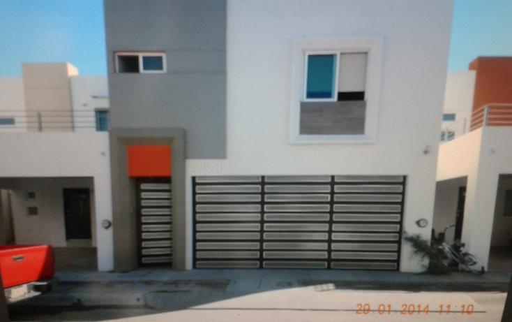 Foto de casa en renta en  , valle alto, culiacán, sinaloa, 1834676 No. 01