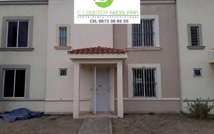 Foto de casa en venta en  , valle alto, culiac?n, sinaloa, 1998882 No. 01