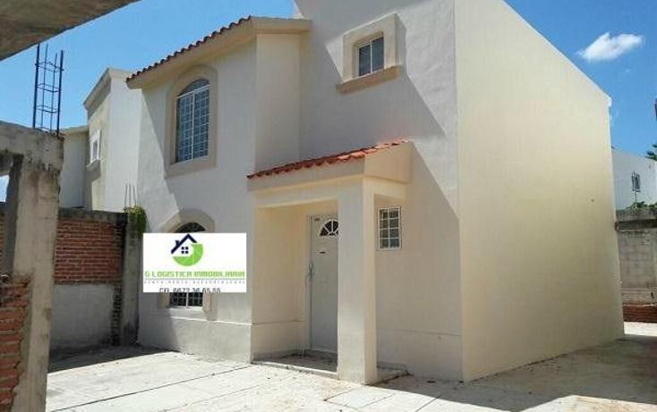 Foto de casa en venta en  , valle alto, culiac?n, sinaloa, 2037282 No. 01