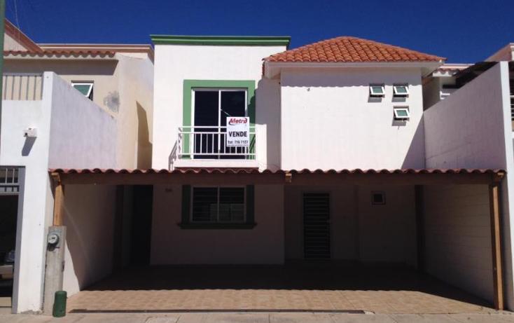 Foto de casa en venta en  , valle alto, culiacán, sinaloa, 892955 No. 01