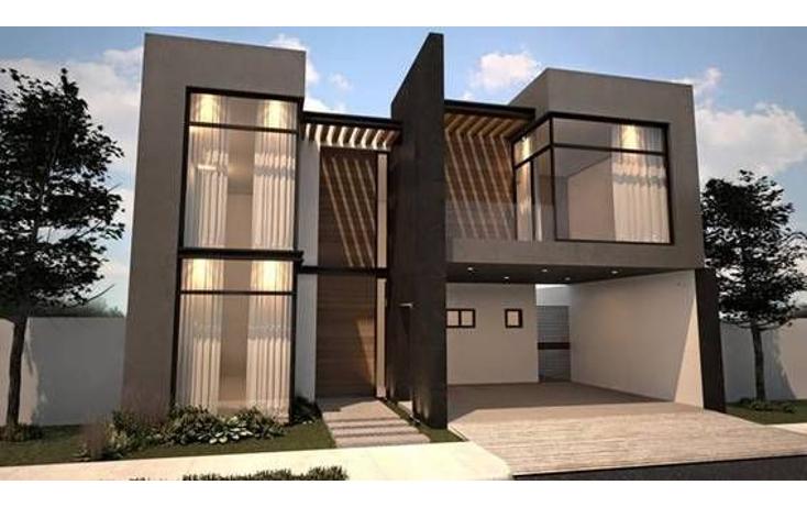 Foto de casa en venta en  , valle alto, monterrey, nuevo león, 1042511 No. 04