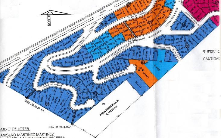 Foto de terreno habitacional en venta en  , valle alto, monterrey, nuevo león, 1097503 No. 01