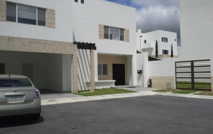 Foto de casa en venta en  , valle alto, monterrey, nuevo león, 1238455 No. 01