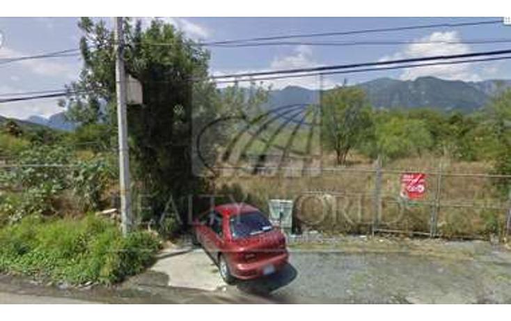 Foto de terreno habitacional en venta en  , valle alto, monterrey, nuevo león, 1264593 No. 01