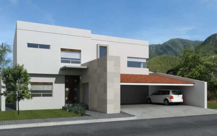 Foto de casa en venta en  , valle alto, monterrey, nuevo león, 1287953 No. 01