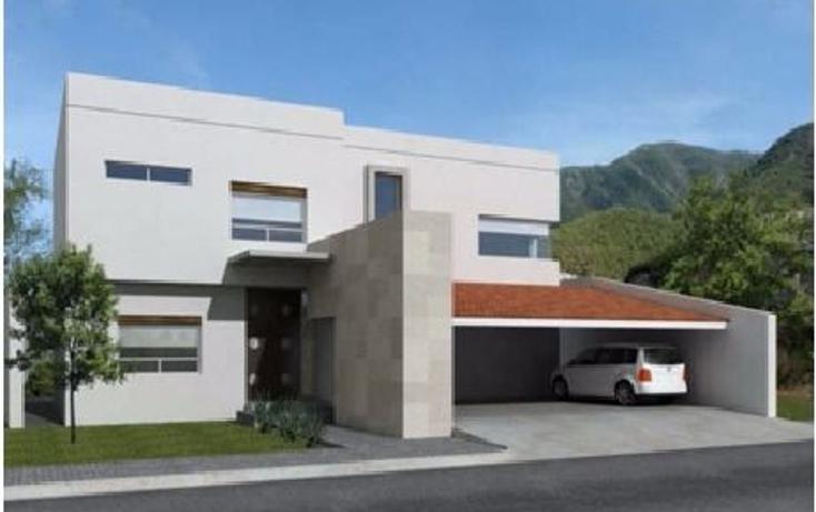 Foto de casa en venta en  , valle alto, monterrey, nuevo león, 1362809 No. 01